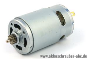 Akkuschrauber Motor